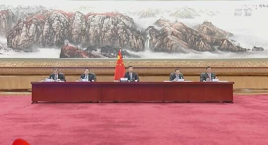 时政新闻眼丨金砖国家领导人首次视频会晤彤伸,
